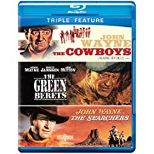 Cowboys, The / Green Berets, The / Searchers, The