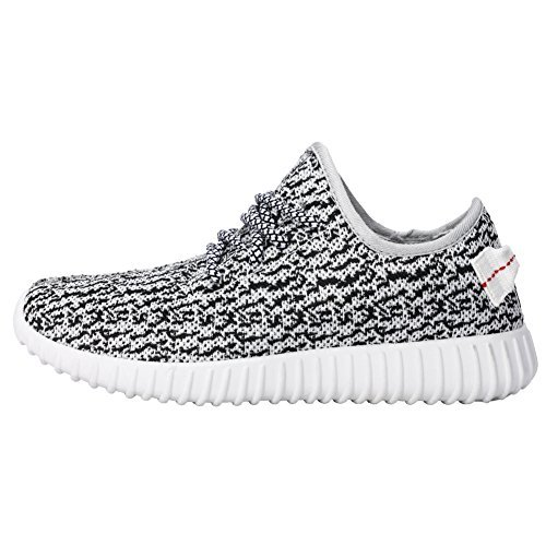 1 5 Lightweight Sneakers Unisex Shoes Need Trainers Gym Running Size Adults' fereshte 1 Men Walking up Fitness 197gray Sports Z86wqdEn