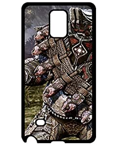 Flash Case For Galaxy4's Shop Cheap 2206754ZB630354834NOTE4 Samsung Galaxy Note 4 Case Cover Skin : Gears Of War 3 High Quality Drawing Case