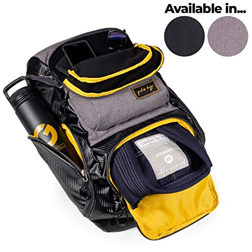 Gold BJJ Backpack