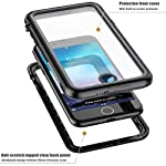 SPIDERCASE-iPhone-7-Plus8-Plus-Waterproof-Case-Built-in-Screen-Protector-Cover-360-Degree-Protection-Rugged-Clear-Bumper-Underwater-Waterproof-Case-Compatible-with-iPhone-7-Plus8-Plus-55inch