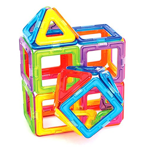 Magformers : un jeu de construction magnétique éducatif
