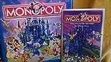 Hasbro Monopoly Disney Edition Tin Parker Brothers