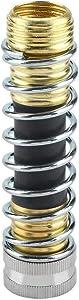 Wifehelper Garden Brass Hose Tap Connector 3/4
