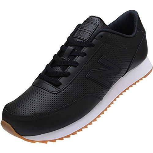 (New Balance) ニューバランス MZ501 (00) BLACK スポーツカジュアルシューズ(MZ501IOED) B07C64NXBN 25|(00)BLACK (00)BLACK 25