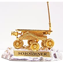 Hot Wheels 24K GOLD SOJOURNER JPL MARS ROVER Limited Edition 1:64 Scale Die Cast