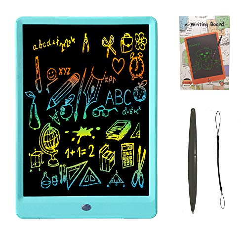 Drawing Tablet 10 Inches LCD Writing Tablet Colorful Screen
