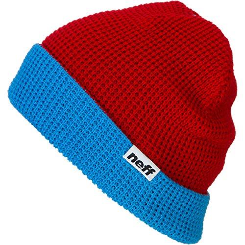 azul Gorro hombre Neff Sheldon azul color Talla esquí de única para talla Uw5Tg0x