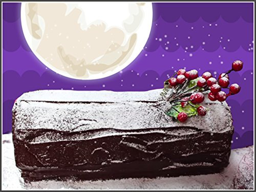 How To Yule Log Cake