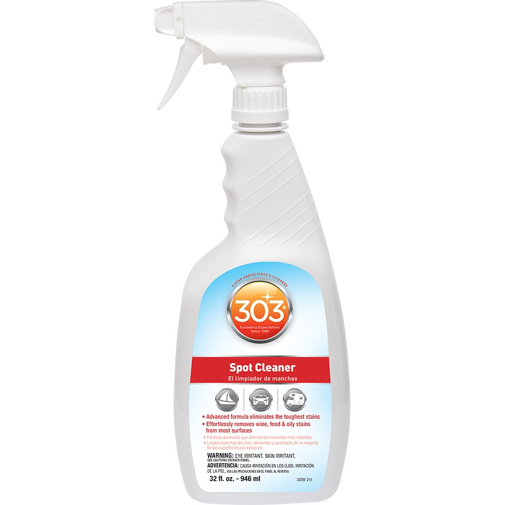 303 (30209-6PK) Spot Cleaner and Stain Remover for Carpet, Fabric and Upholstery, 32 Fl. oz. (Pack of 6)