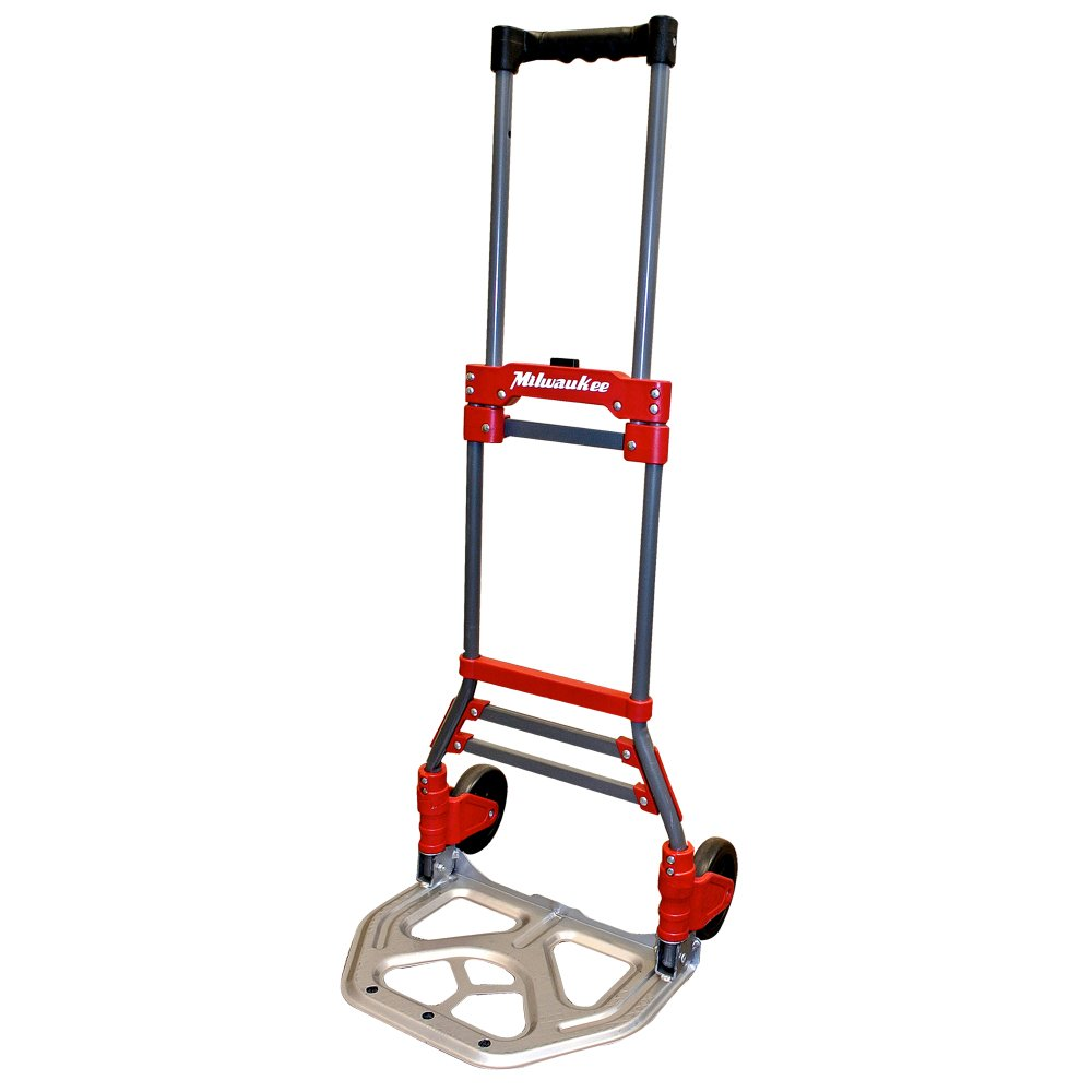 Milwaukee Hand Trucks 73777 Fold up Hand Truck 5 Piece