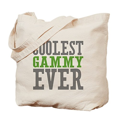 CafePress - Coolest Gammy - Natural Canvas Tote Bag, Cloth Shopping Bag