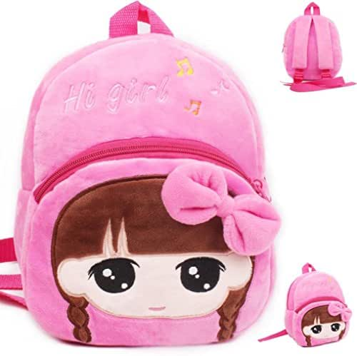 Exteren Cute Cartoon Animal Backpack Toddler School Bag for Children Baby Girls Boys Women Men