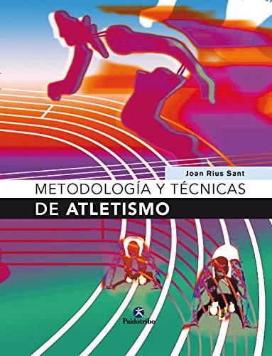 metodologia y tecnicas de atletismo joan rius sant