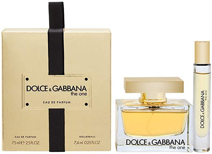 Dolce & Gabbana - Estuche de regalo eau de parfum the one: Amazon.es: Belleza