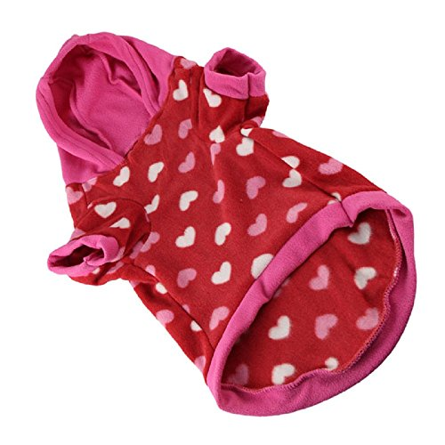 Winter Warm Pet Dog Clothes Cheap Small Dog (S) (Dog In Wizard Of Oz)
