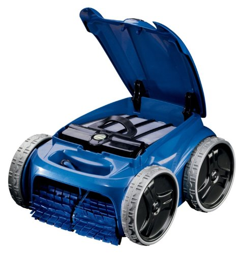 Polaris F9450 Sport Robotic In-Ground Swimming Pool Cleaner Vacuum 4-Wheel Drive