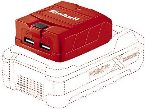 Einhell Expert TE-CP 18 Li - Fuente de energía (conexión USB, sin cargador, ni batería)