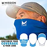 Mission Cooling Neck Gaiter Customize Your