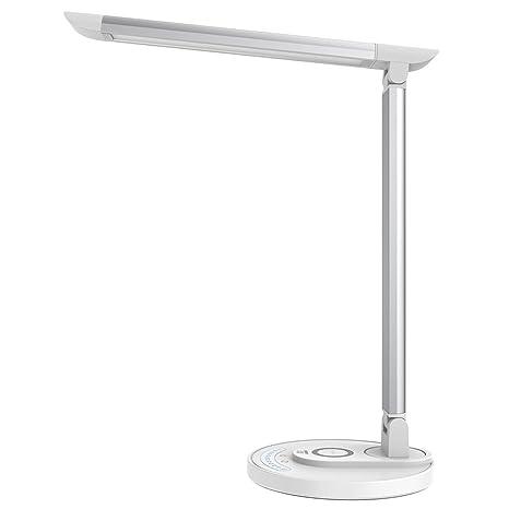 Lámpara de escritorio LED TaoTronics - Lámpara de mesa con ...