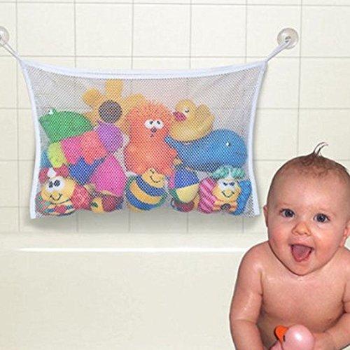 KANG--Doll Baby Toy Bath Bathroom Mesh Storage Bag Stuff Suction Bathtub Storage - Thug Life Zelda