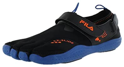 Fila Men's SKELE-TOES EZ DRAINAGE Blue Sneakers 7 M