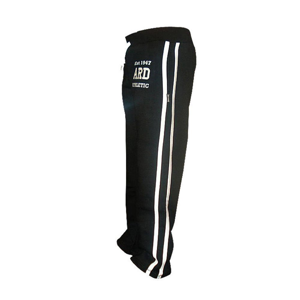 Amazon.com: Mens Joggers Cotton Fleece Jogging Trousers Pants Track Suit Bottom MMA Boxing: Sports & Outdoors