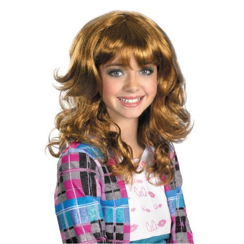 Shake It Up Cece Costume (Disguise Disney Shake It Up Cece Wig Costume Accessory, One Size Child)