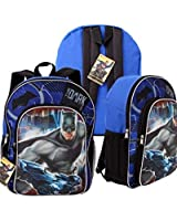 "DC Comics Batman v Superman Backpack with Front Pocket - 15"""