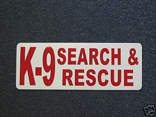Van SUV us dot Approved Size Caution Working K-9 Unit Stay Back Magnetic Signs to fit Car Tow Truck