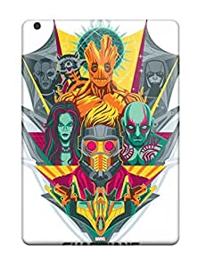 Pamela Sarich's Shop Durable Case For The Ipad Air- Eco-friendly Retail Packaging(guardians Of The Galaxy) 3099579K56864636
