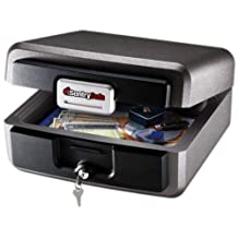 SentrySafe HG2100SG The Fire Safe Waterproof Chest