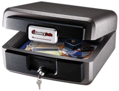 SentrySafe HD2100SG FIRE SAFE Waterproof Chest