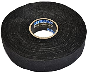 RENFREW Hockey Tape 24mm x 45m Schwarz Made in Canada Schläger Tape