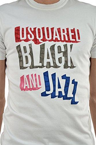 Dsquared2 Men's T-SHIRT Jazz - size S