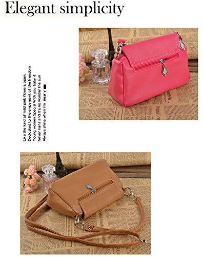 Small Handbag Hobo Cross Shoulder Messenger Women body Gaorui Bag Purse Purple Bag Satchel Tote SqwZUPwR4