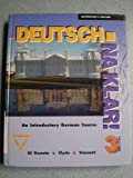 Deutsch, Na Klar! : An Introductory German Course, Di Donato, Robert and Clyde, Monica, 0070137056