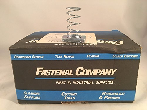 Fastenal Channel Nuts With Spring 1 4    20  48604  Lot Of 48