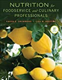 img - for Nutrition for Foodservice and Culinary Professionals 8e + WileyPLUS Registration Card by Karen E. Drummond (2013-06-04) book / textbook / text book