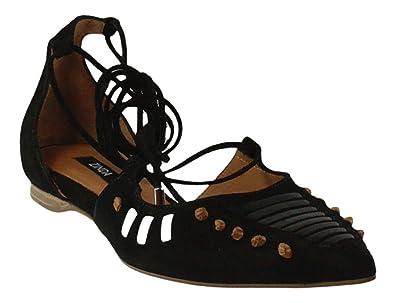 Noir Sacs Et Zinda Femme Chaussures Noir Ballerines Pour SnxB1q7t