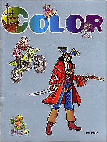 Lire Color garçons pdf ebook