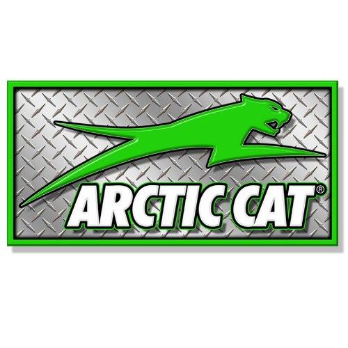 Edgewraps 2' x 4' Arctic Cat Green/Diamond Banner for sale.