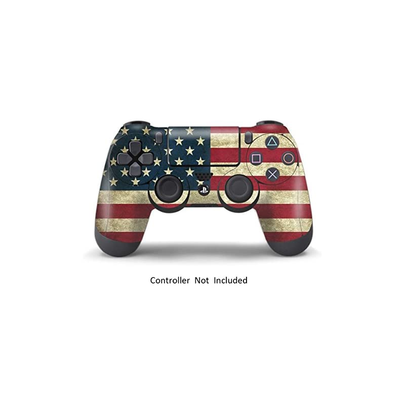 Skins for PS4 Controller - Stickers for