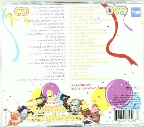 Los Lunnis - Cumple Cumpleanos - Amazon.com Music