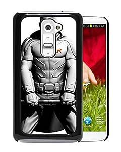Popular And Unique Custom Designed Case For LG G2 With batman Black Phone Case