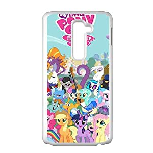 Cartoon little pony Cell Phone Case for LG G2