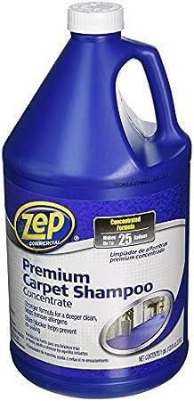 Amazon Com Zep Zupxc128 Premium Carpet Shampoo 128 Ounces Home Kitchen