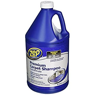 ZEP ZUPXC128 Premium Carpet Shampoo 128 Ounces