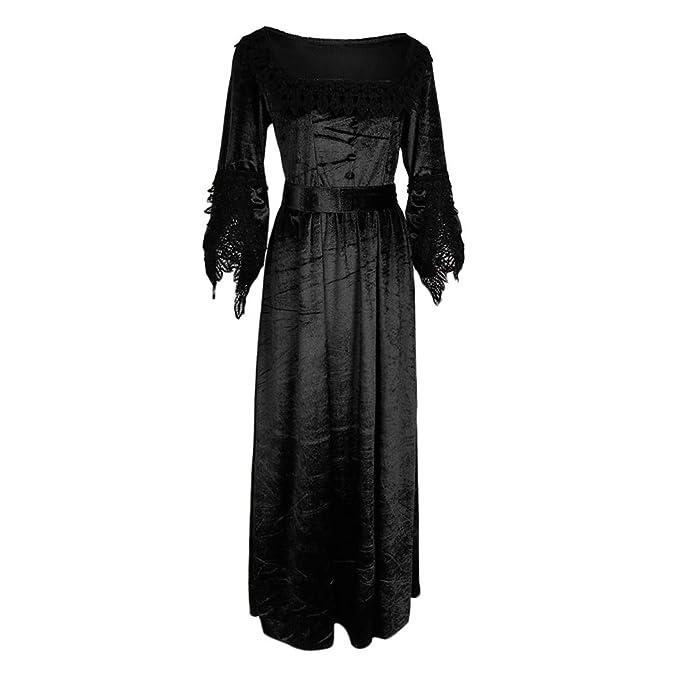 B Baosity Vestido Renacimiento Traje Victoriano Medieval ...
