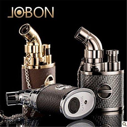Windproof Jobon Lighter Butane Kitchen
